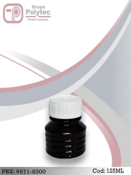 125-ml-Productos-Plásticos-Barriles-Tambos-Tarros-Toneles-Botellas-Cilindros-para-Alimentos-Farmacos-Bebidas-Quimicos-Envases-Plasticos-Lacoplast-Polytec