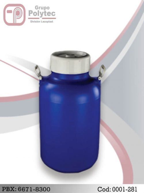Lechero 40 Litros Comercial-Productos-Plásticos-Barriles-Tambos-Tarros-Toneles-Botellas-Cilindros-para-Alimentos-Farmacos-Bebidas-Quimicos-Envases-Plasticos-Lac