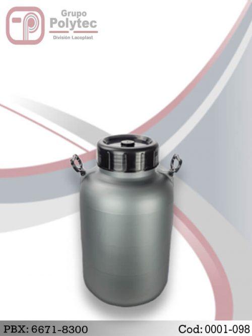 Lechero 40 litros-Productos-Plásticos-Barriles-Tambos-Tarros-Toneles-Botellas-Cilindros-para-Alimentos-Farmacos-Bebidas-Quimicos-Envases-Plasticos-Lacoplast-Polytec