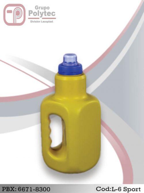 Litro 6 Sport-Industria-Alimenticia-Envases-para-Alimentos-organicos-Comestibles-Productos-Alimenticios-medidas-Toneles-Tambos-Barriles-Envases-Plasticos-lacoplast-polytec